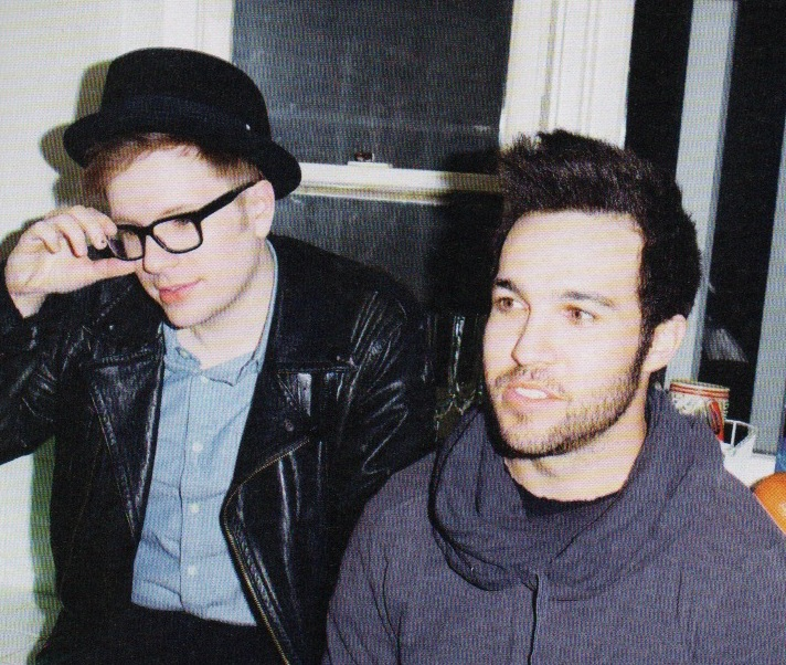 Nylon_Crane_Fall Out Boy 1